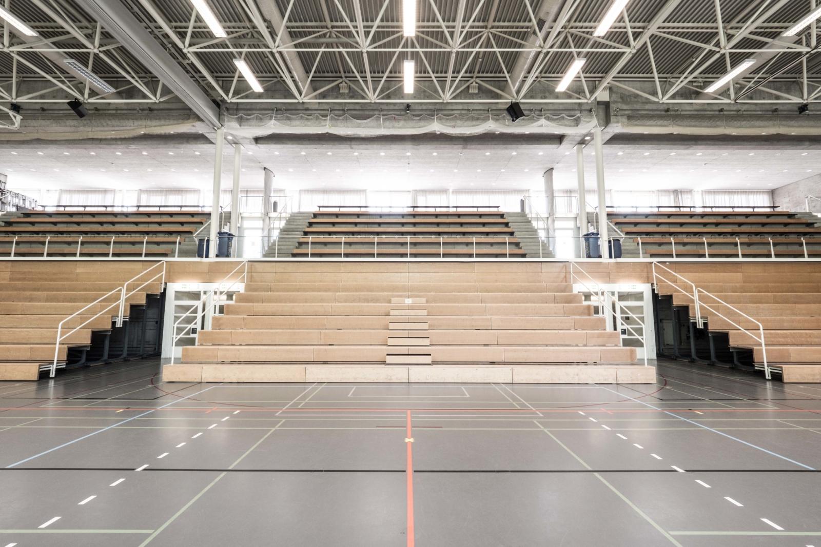 Spiel- und Sporthalle