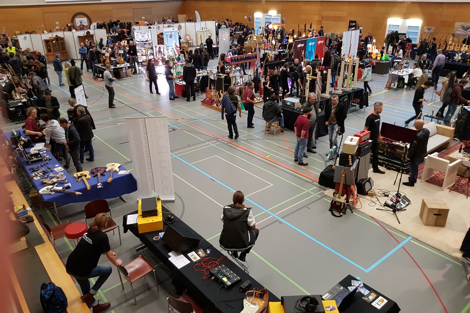 Sporthalle Events
