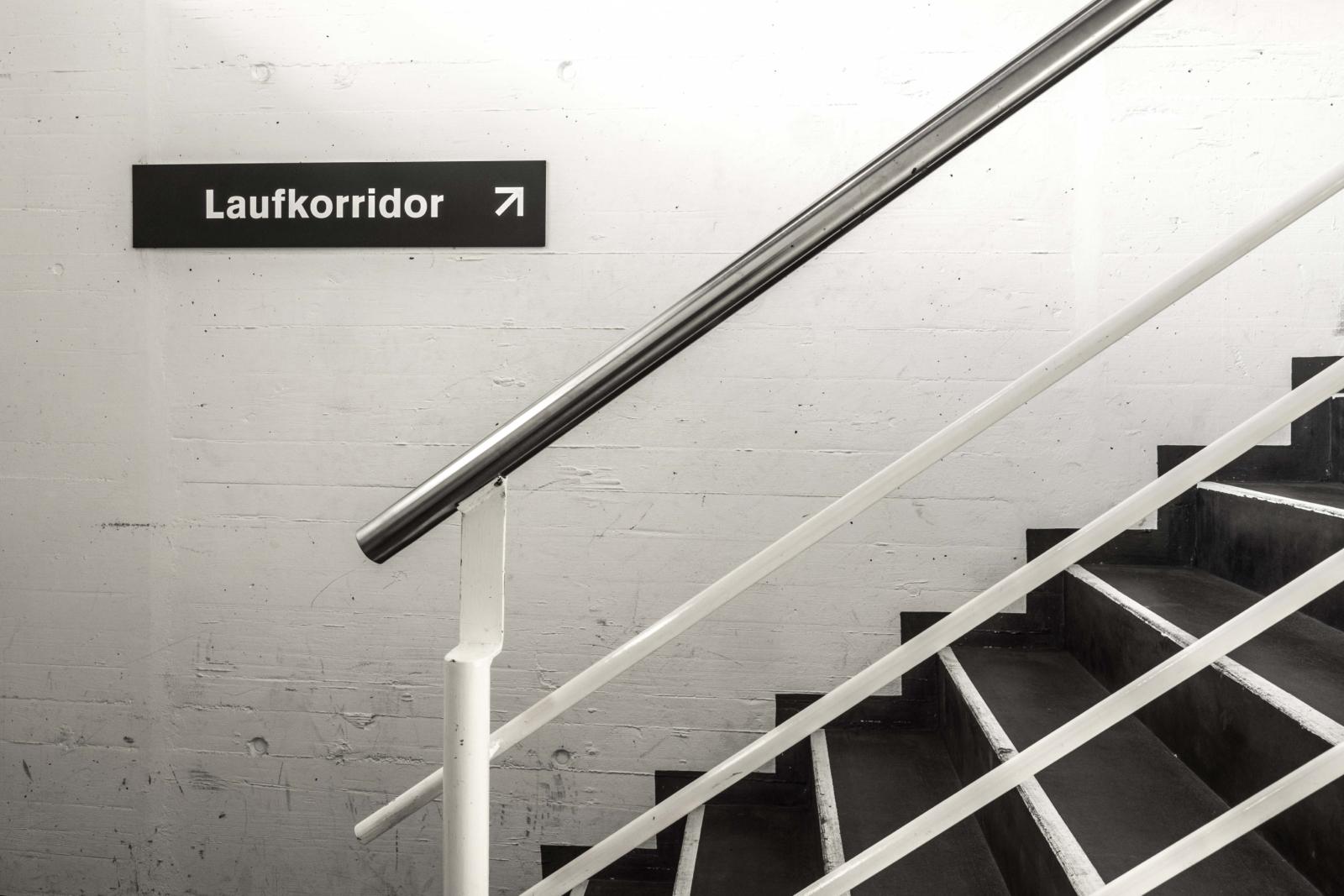 Laufkorridor